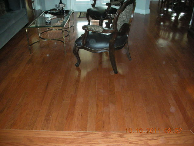 Laminate Floating Floor